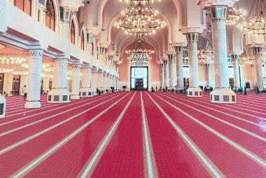 Karpet Masjid & Surau